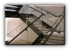 Balustrades Structural Glass