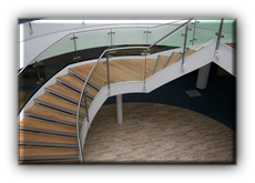 Spiral & Helical Staircases